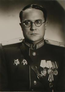 Pešehonovs Fotijs Vasilijad.